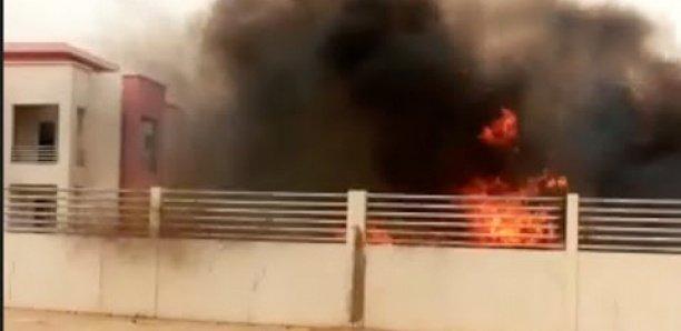 Matam: La vérité sur l'incendie à Ndouloumadji