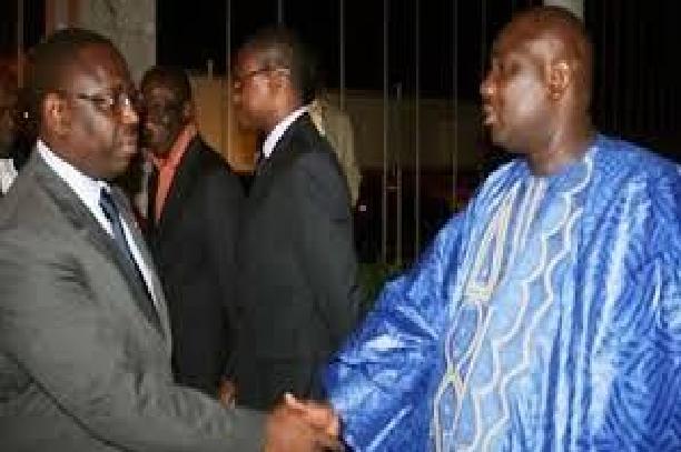 Farba Ngom à Macky Sall: «Vous m'avez fait entrer dans l'histoire des Agnam»