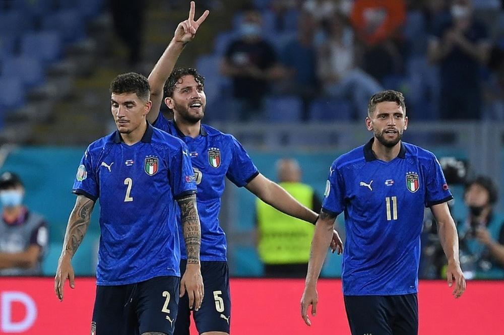 Euro 2020: L'Italie, première qualifiée pour les huitièmes de finale