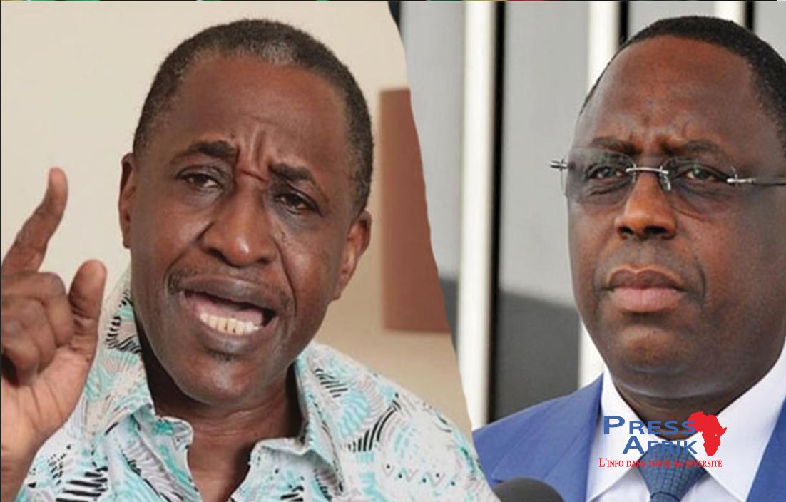 """Adama Gaye sur son incarcération: """"J'ai refusé les excuses de Macky Sall, Leral a joué le..."""""""