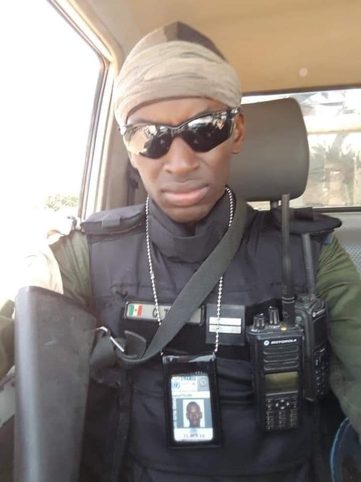 Affaire Adji Sarr / Ousmane Sonko: Le Capitaine Oumar Touré radié des cadres de la Gendarmerie