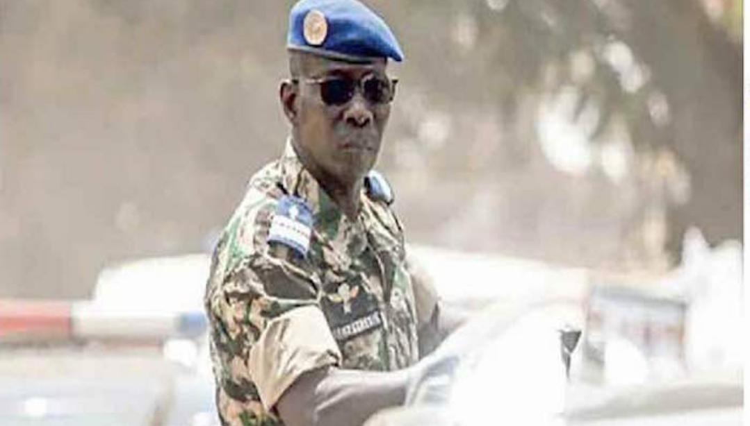 Héros de l'affaire Oumar Badji: Le Général Moussa Fall nommé Haut Commandant de la Gendarmerie