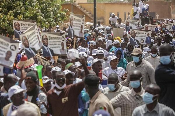 Tournée économique au Nord: Ourossogui, Semmé, Kanel, Sinthiou Bambambé… plébiscitent Macky Sall