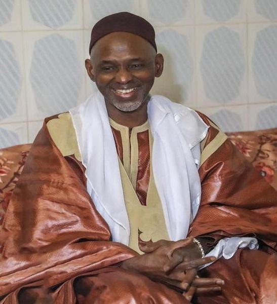 Ourossogui: Macky Sall a rendu une visite de courtoisie à Thierno Aliou Thiam