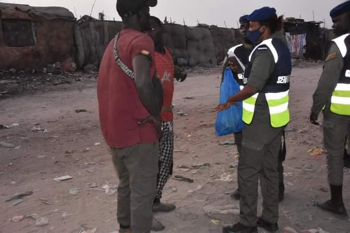 Opération de sécurisation à Keur Massar: 300 gendarmes sur le terrain, 150 individus interpellés dont...