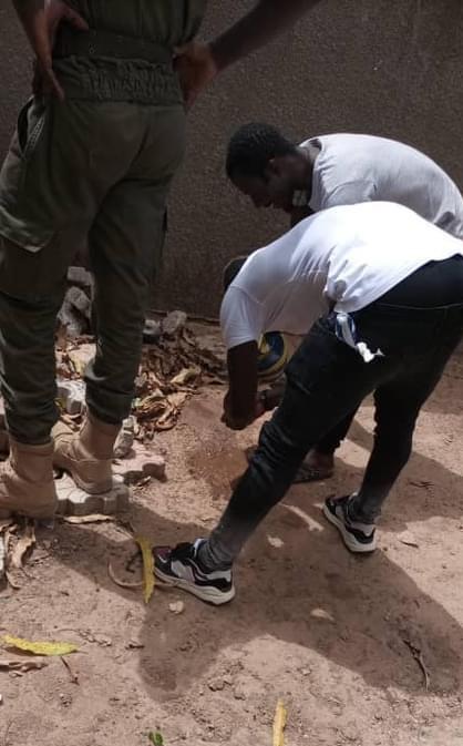Faits et images insolites: L'histoire de la mangue de Sadio Mané !