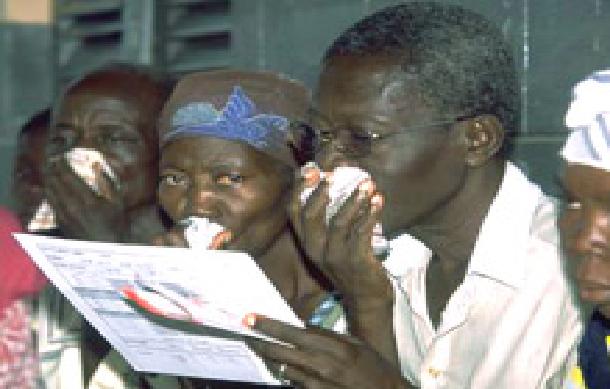 Alerte Santé : La tuberculose flambe à Dakar