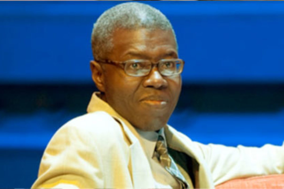 Souleymane Bachir Diagne, lauréat du prix Saint-Simon 2021