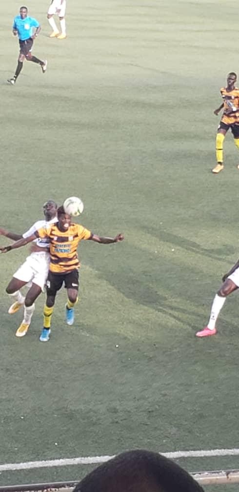 Coupe du Sénégal: Le Jaraaf file difficilement en 1/8e devant Thiès FC (1-0)