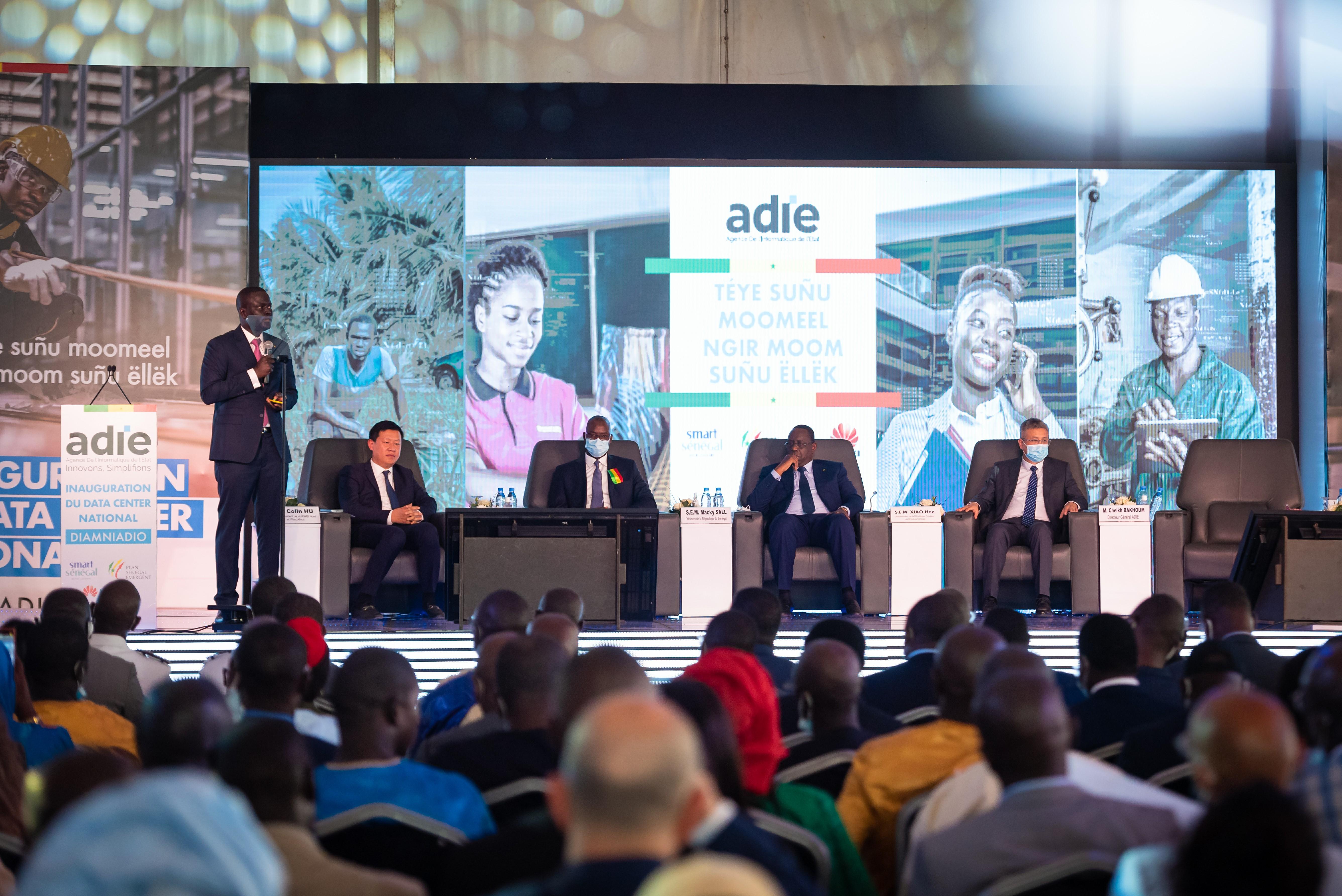 Le Sénégal renforce sa souveraineté numérique avec l'inauguration du Datacenter national de Diamniadio