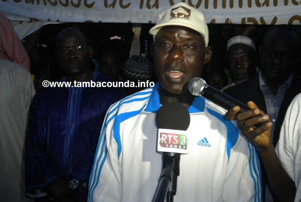 Tournée de Bakary Signaté dans le Netteboulou (Tamba) : Les Apéristes veulent récupérer la mairie des mains du Ps/A