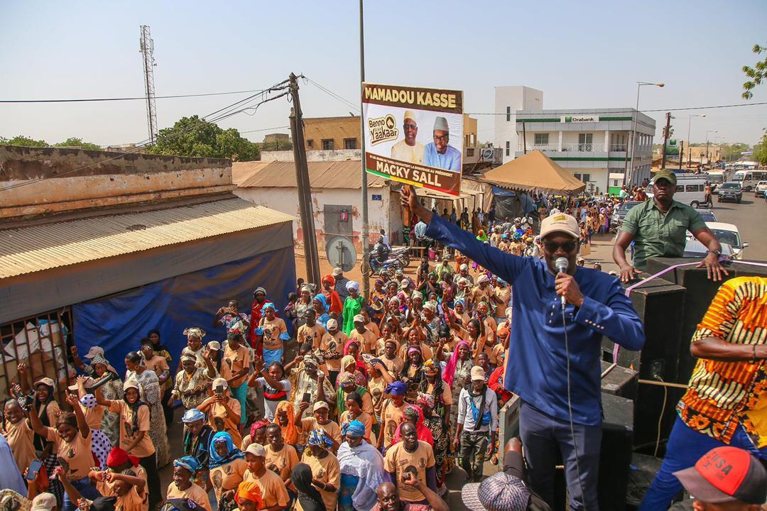 Pour la jeunesse de Tambacounda, Mamadou KASSE est le meilleur choix