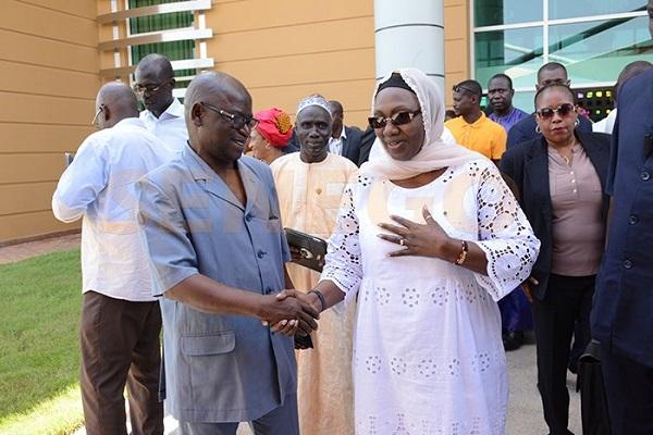 Joutes  locales en vue à Diourbel : Ibra Mbacké Tine « démontre » la puissance de la famille politique d'Aminata Tall