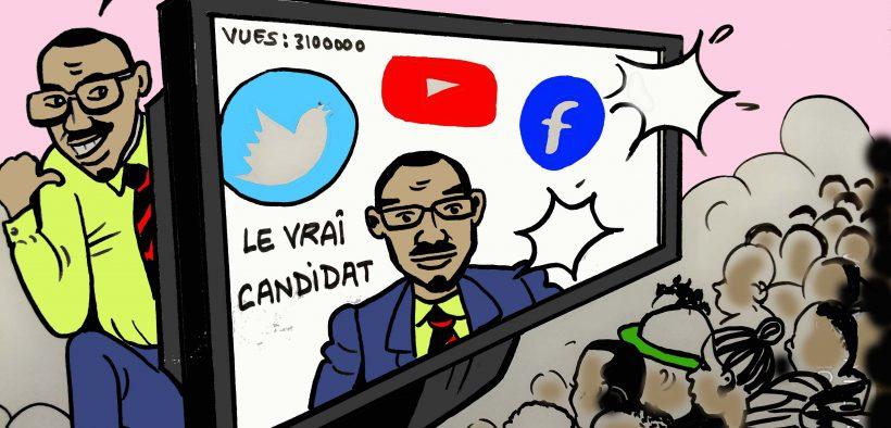 Échanges avec les militants, course aux «vues»…: Les réseaux sociaux, espace de légitimation politique ?