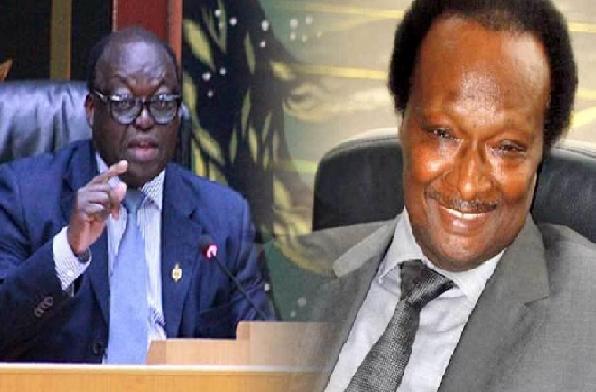 Baba Diao ITOC accusé de faux et usage de faux pour acquérir son bien immobilier : Moustapha Niasse porte plainte