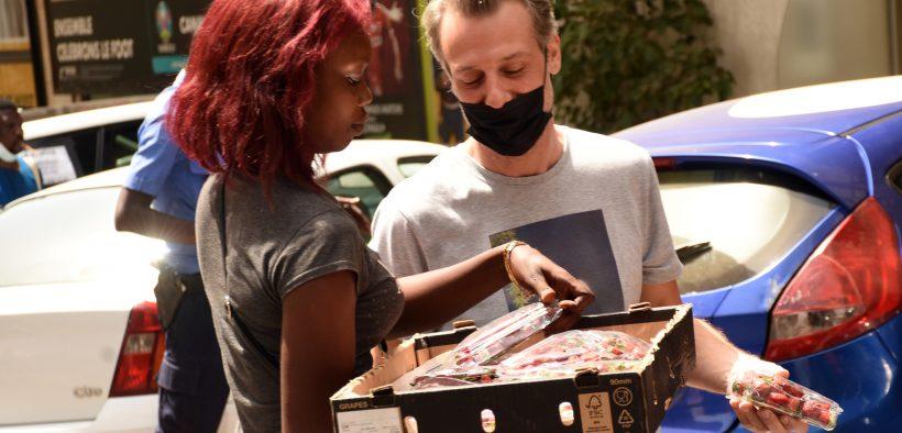 Vente de fraises «made in Sénégal»: Un business fructueux mais fragile