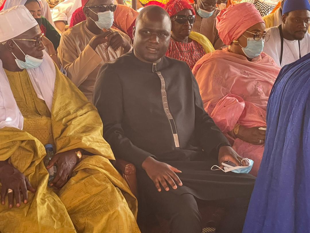 Bambey / Condoléances: Déthié Fall, chez Aïda Mbodji, compatit à sa douleur