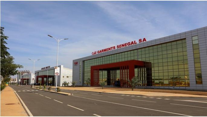 Parc industriel international de Diamniadio: Le lancement de la deuxième phase annoncée