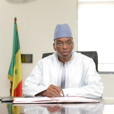 Moussa Baldé: «On a distribué 70 mille tonnes de semences d'arachides, réceptionné 9 mille tonnes de riz…»