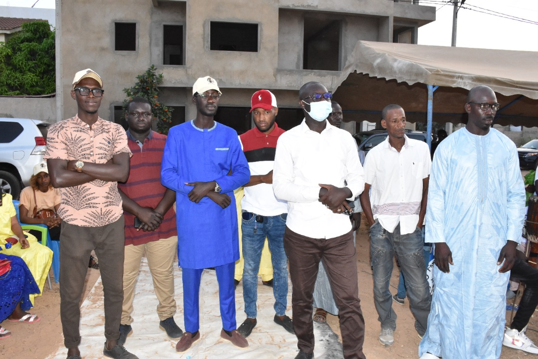 Cité Nouvel Horizon: Les populations satisfaites déjà des actes posés par Oumar GUEYE