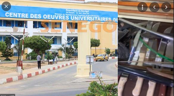 Violences à l'UCAD / 88 étudiants visés: Le Conseil de discipline a sévèrement sanctionné