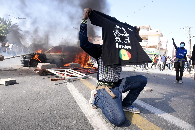 Manifestations de Fevrier-Mars 2021: «Près d'une centaine de rebelles» étaient à Dakar, affirme l'association « Touche pas à ma sœur » ( L'as )