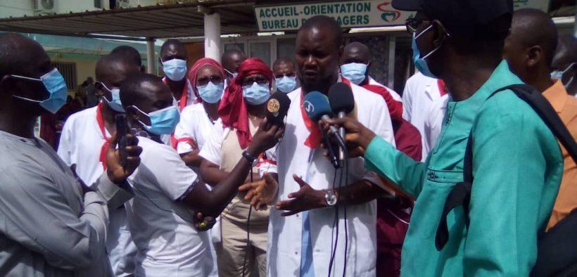 Hôpital Matlaboul Fawzeyni de Touba: La section Sames réclame le retour du médecin néphrologue affecté à Ndioum