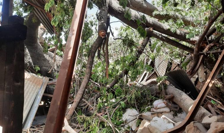 Gambie: 10 morts dans une tempête, un millier de sans-abri à travers le pays