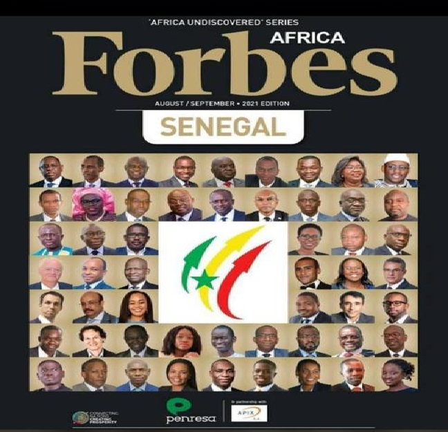Nominations Africa Forbes: Abdou Ly, le DG de l'ARTP et El hadji Mbacké Fall parmi les personnalités les plus influentes du Sénégal