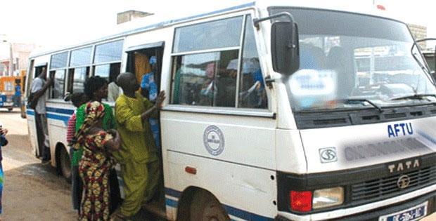Paralysie du transport public à Dakar: Les travailleurs des Bus Aftu en grève ce lundi et mardi