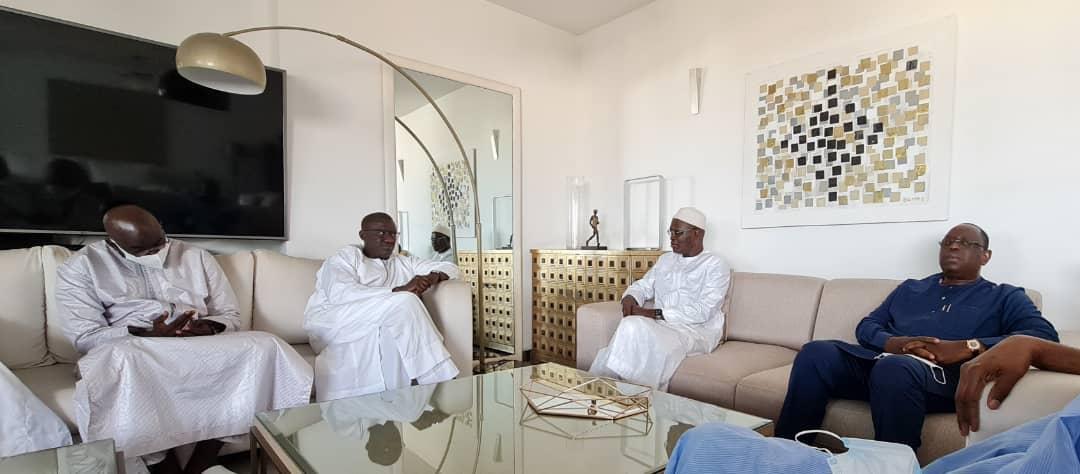 """Khalifa Sall tacle Macky Sall: """"Je suis allergique au lactose, il part à Thiès pour dire que Gloria arrive..."""""""