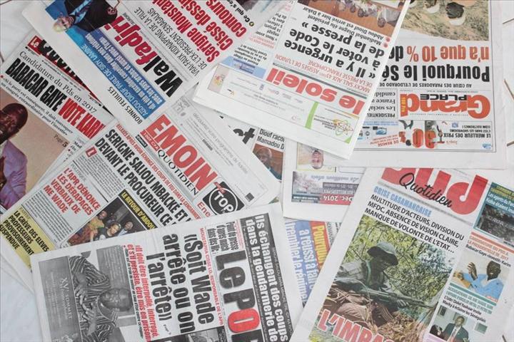 Paysage médiatique à la veille de la distribution du fonds d'Aide à la presse: Il pleut des journaux et des sites