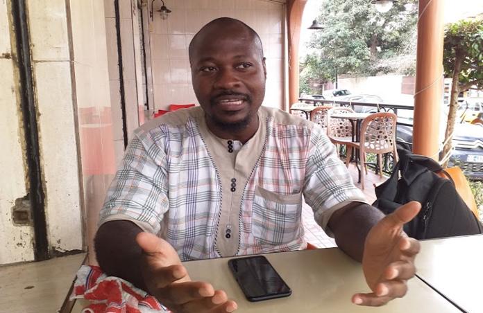 Victoire de l'activiste ou cadeau surprise: Guy Marius Sagna réhabilité dans la Fonction publique