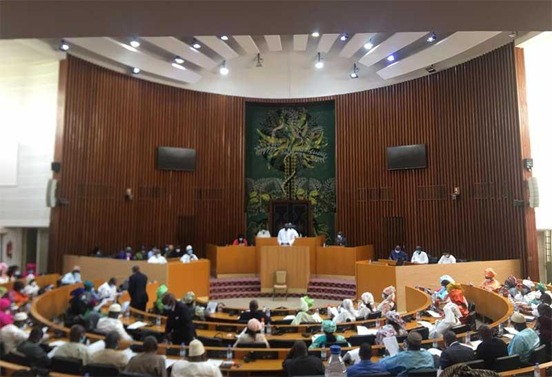 Echanges de tirs nourris lors du vote: L'opposition cogne, le Pouvoir riposte