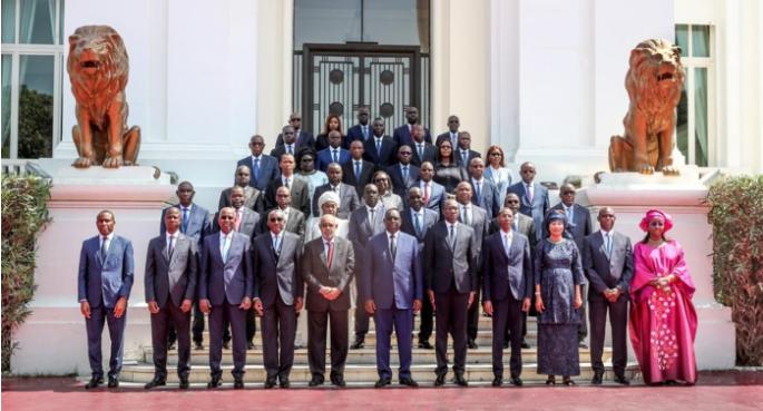 Conseil des Ministres de ce mercredi 14 Juillet 2021