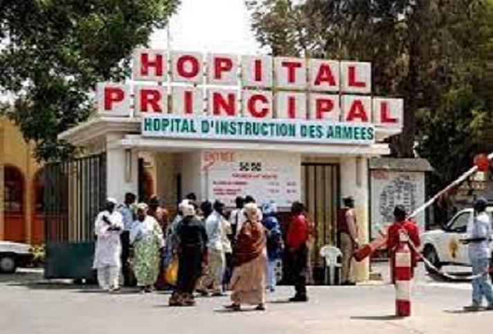 Hôpital Principal-Dakar Dem Dikk-Agents Tata: Des secteurs en feu