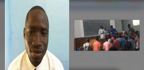 UCAD / Pour avoir arraché le micro à son professeur: L'étudiant Assane Faye, arrêté