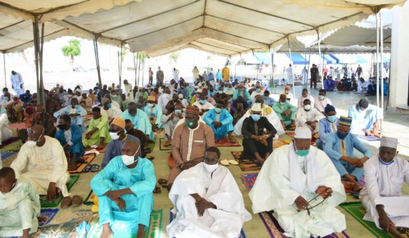 Tabaski 2021: La communauté Omarienne invite les fidèles à faire les 2 Rakkas chez eux
