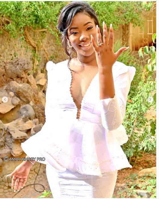 Mariage de Mamie Thioune, fille de Serigne Saliou Gueule Tapée, khalife de feu Cheikh Béthio en images!