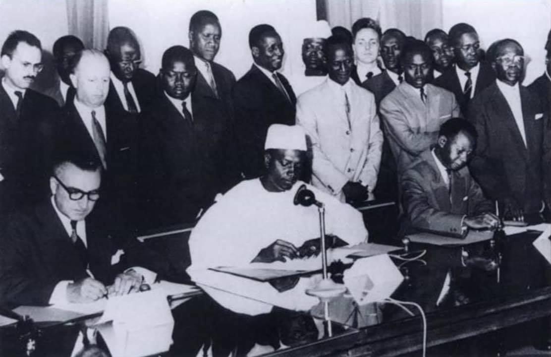 Dimanche 18 juillet 2021-Lundi 18 juillet 1910 :  l'Anniversaire posthume du Président Mamadou Dia !