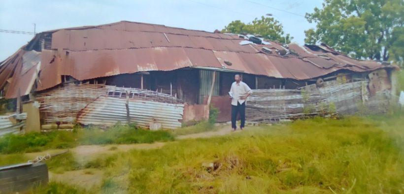 Maison paternelle d'Ousmane Sembène à Ziguinchor: Sur les ruines du royaume d'enfance du père du cinéma africain