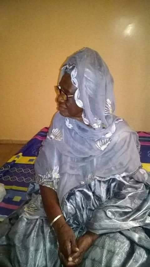 Nécrologie: Fille de Cheikh Anta Mbacké, Sokhna Daba Mbacké de Darou Salam à tiré sa révérence