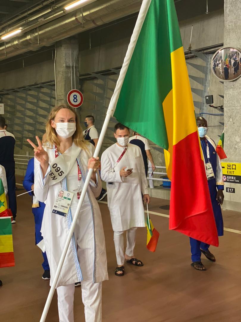Cérémonie d'ouverture des JO de Tokyo: La Team Senegal nourrit de grands espoirs (Images)
