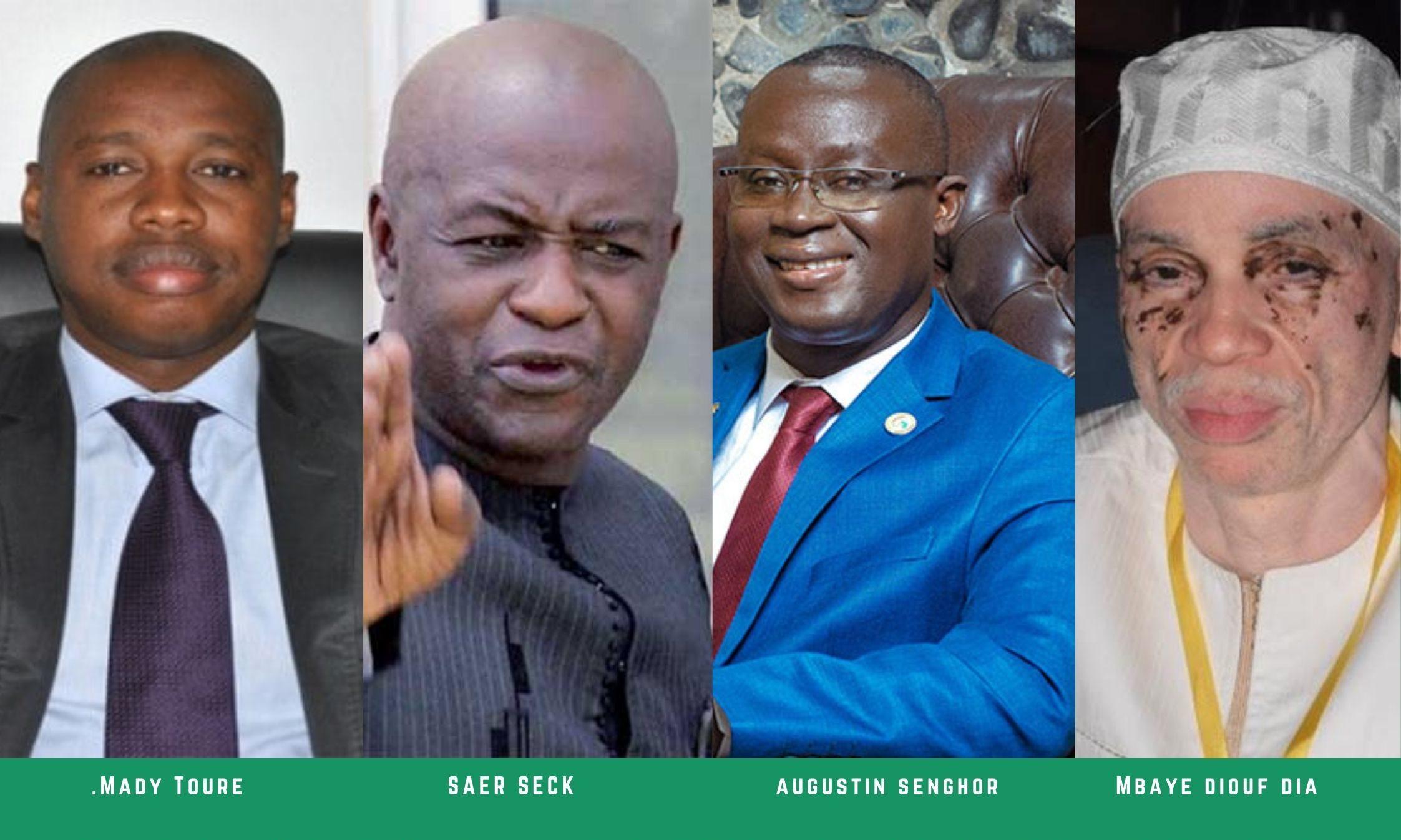 Exclusivité Leral: Après Mbaye Diouf Dia et Saër Seck, Mady Touré vote Me Augustin Senghor