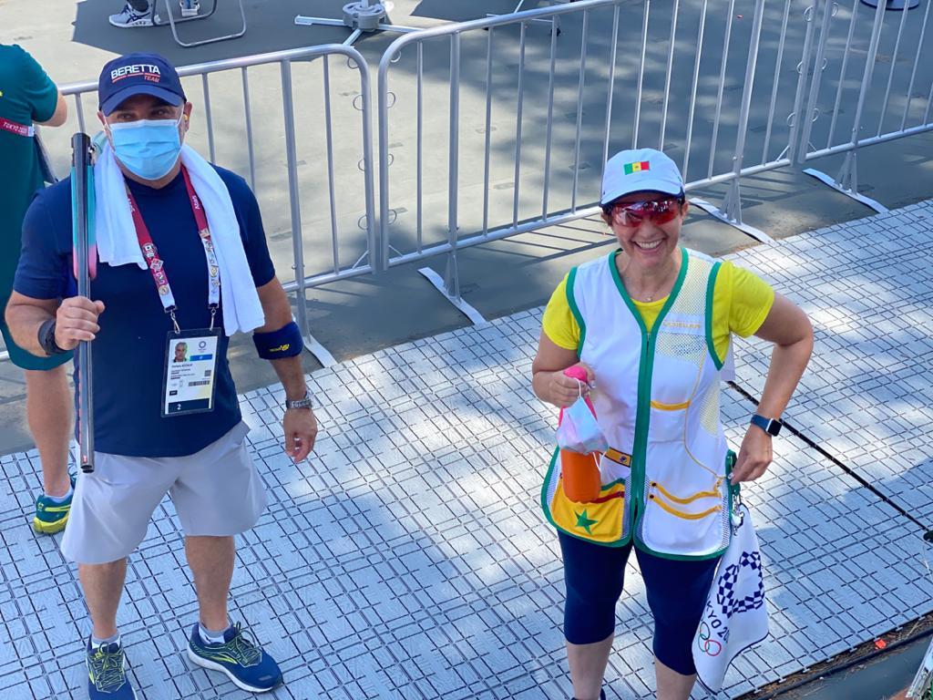 JO Tokyo 2020: Chiara Costa du keet passe le 1er en se classant 1ère, l'escrime et le tennis de table éliminés