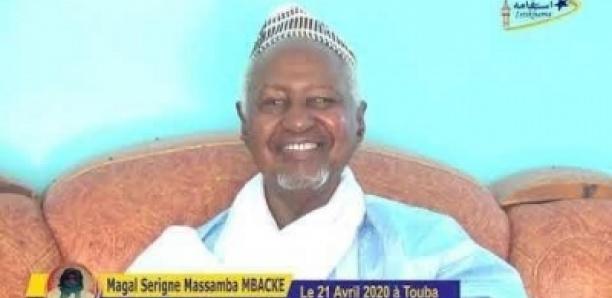 Touba en deuil: Serigne Moustapha Massamba Mbacké n'est plus