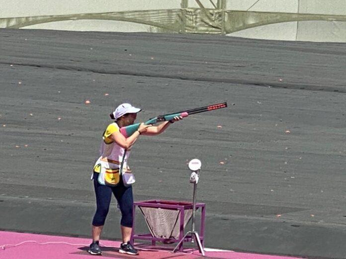 Jeux Olympiques de Tokyo: Chiara Costa, éliminée