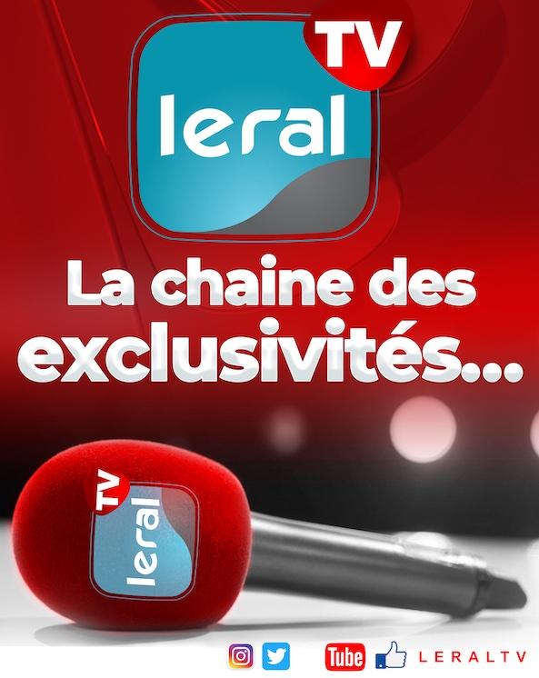 Exclusivité Leral: Une vidéo explosive pour ce mercredi à 09h 19mn GMT