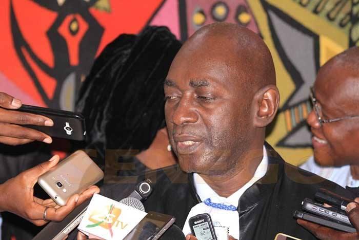 Nomination: Pr. Seydou Nourou Tall nommé vice-président du Conseil constitutionnel