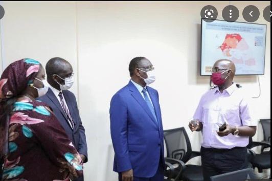 Après sa visite des CTE: Macky Sall satisfait des moyens déployés